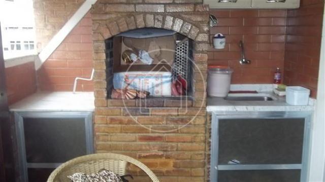 Apartamento à venda com 3 dormitórios em Cachambi, Rio de janeiro cod:796163 - Foto 4