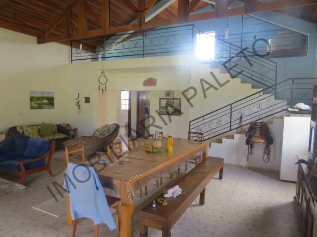 REF 240 Chácara 6000 m², açude com peixes, mata nativa, excelente casa, Imobiliária Paletó - Foto 8
