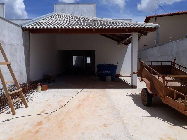 Casa Nova Na 407 Sul Região do Centro de Palmas-To 3 quartos Sendo 2 Suíte Financia