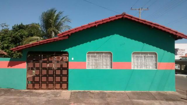 Vendo casa em Paraíso, ponto comercial
