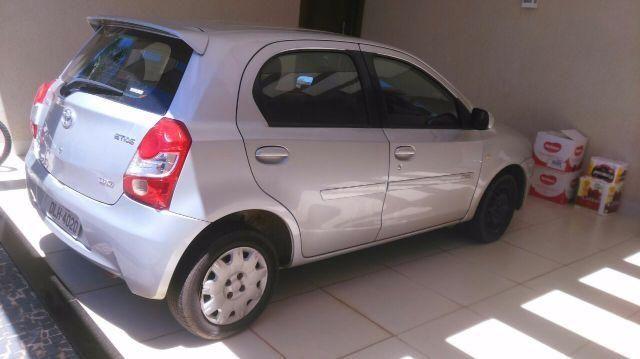 Toyota Etios hectch