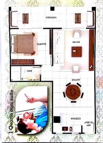 Apartamento em Bananeiras - Condomínio Alto da Serra Villas