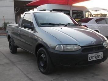 Fiat Strada extra