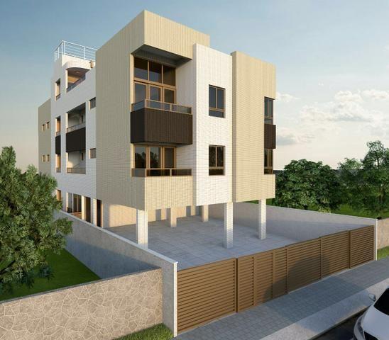 Apartamento 2 quartos no Bessa, próximo ao Carrefour