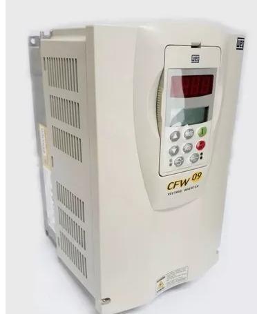 Inversor De Frequencia Weg Cfw09 40cv 380v 64.8A