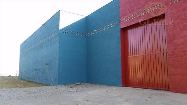 Barracão comercial, Cilo 3, Londrina, 508,82m² BA0008 - Foto 6