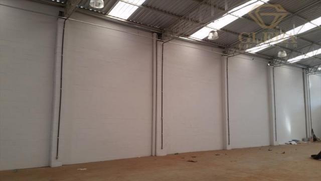 Barracão comercial, Cilo 3, Londrina, 508,82m² BA0008 - Foto 13