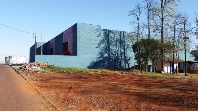 Barracão comercial, Cilo 3, Londrina, 508,82m² BA0008 - Foto 2