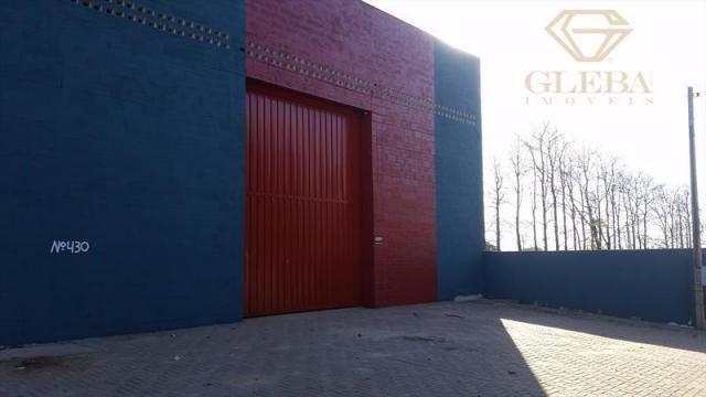 Barracão comercial, Cilo 3, Londrina, 508,82m² BA0008 - Foto 10