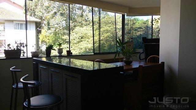 Apartamento à venda com 2 dormitórios em Morro do espelho, São leopoldo cod:1132 - Foto 2