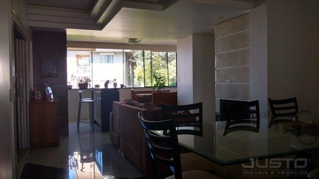 Apartamento à venda com 2 dormitórios em Morro do espelho, São leopoldo cod:1132 - Foto 3