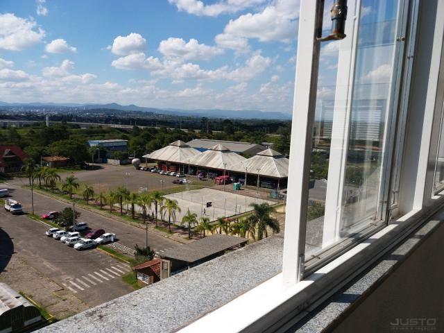 Apartamento à venda com 1 dormitórios em Centro, São leopoldo cod:10982 - Foto 12