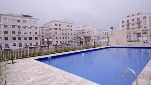 Apartamento à venda com 3 dormitórios em Santos dumont, São leopoldo cod:10554 - Foto 11
