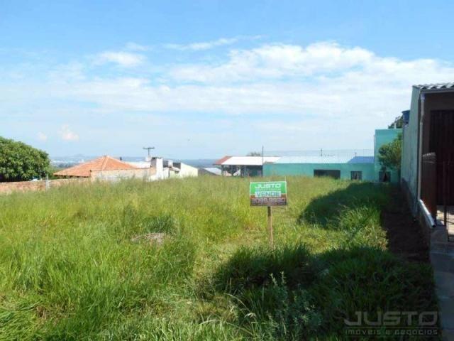 Terreno à venda em Arroio da manteiga, São leopoldo cod:8925