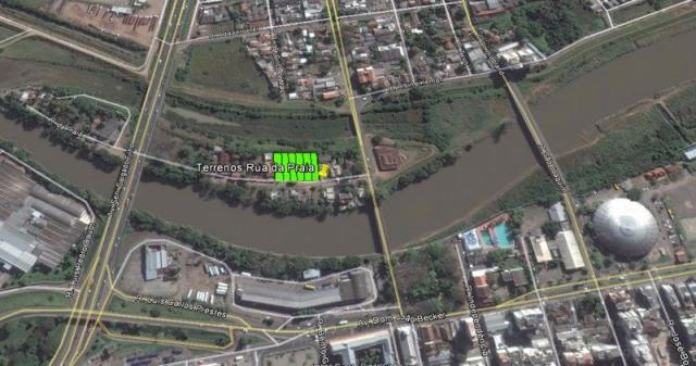 Terreno à venda em Rio dos sinos, São leopoldo cod:8482