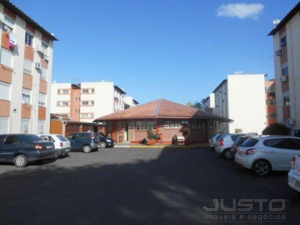 Apartamento à venda com 3 dormitórios em Sao miguel, São leopoldo cod:8277 - Foto 2