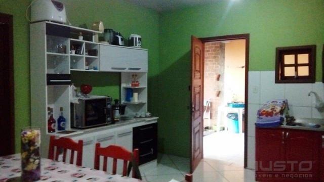 Casa à venda com 3 dormitórios em Campestre, São leopoldo cod:10341 - Foto 6