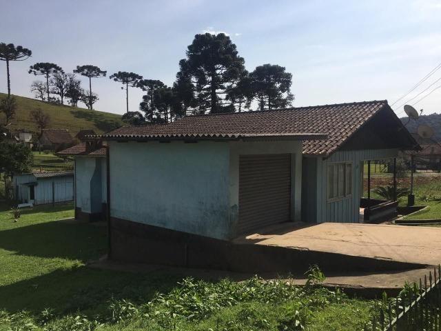 Casa Mista em São Bento do Sul/SC, bairro Rio Vermelho Estação, 3 quartos - Foto 3