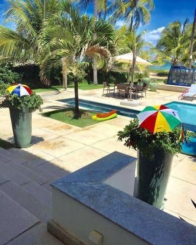 Luxuosa casa duplex com mobília sofisticada á beira mar da reserva do paiva confira-E - Foto 8