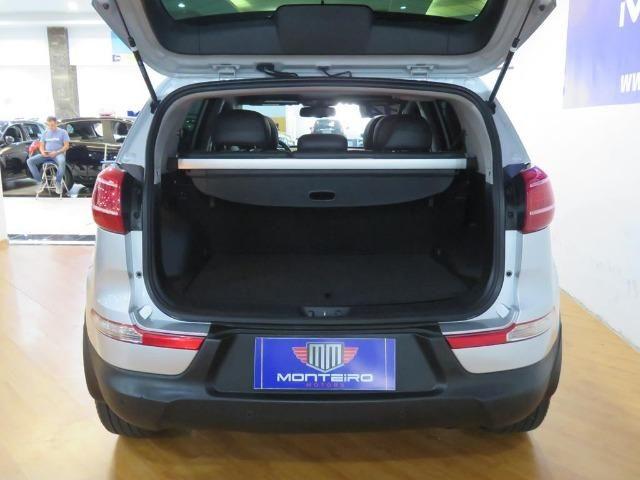 Kia Sportage 2.0 EX 4X2 16v Flex 4p Automático Top de Linha C/ Teto Solar Duplo - Foto 19