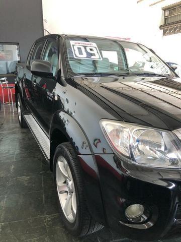 Toyota Hilux SR 4X2 2.7 16V Cabine Dupla 4P Gasolina - Foto 5