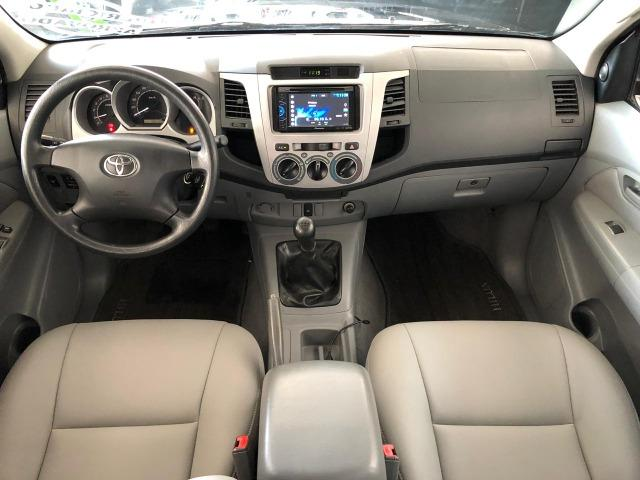 Toyota Hilux SR 4X2 2.7 16V Cabine Dupla 4P Gasolina - Foto 6
