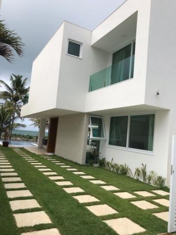 Guarajuba - casa de luxo totalmente mobiliada. venda e temporada. - Foto 6