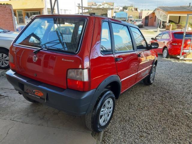 FIAT UNO 2012/2013 1.0 MPI MILLE WAY ECONOMY 8V FLEX 4P MANUAL - Foto 5