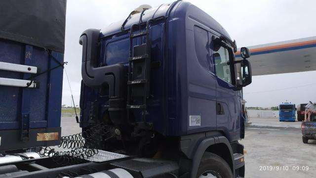 Scania g420 6x2 ano 2010 bitrem guerra ano 2011 - Foto 6