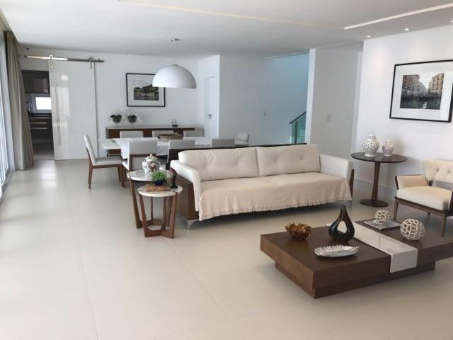 Guarajuba - casa de luxo totalmente mobiliada. venda e temporada. - Foto 8