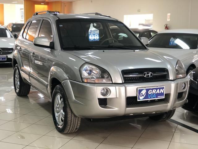 Hyundai tucson 2008/2008 2.7 mpfi gls 24v 175cv 4wd gasolina 4p automático - Foto 3