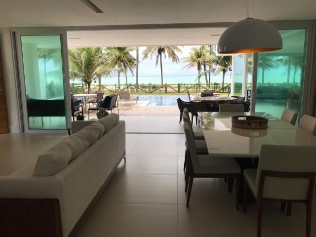 Guarajuba - casa de luxo totalmente mobiliada. venda e temporada. - Foto 9
