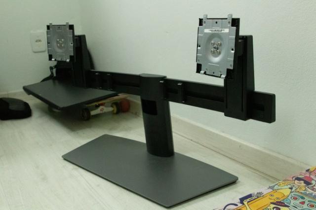 Suporte para dois monitores Dell - Foto 2