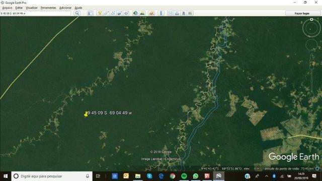 Fazenda para manejo de madeira no Acre ,Sena Madureira com 3112 hectares - Foto 3