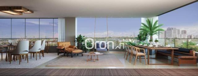 Apartamento à venda, 365 m² por R$ 2.736.000,00 - Setor Marista - Goiânia/GO - Foto 13