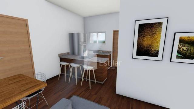 Cobertura 03 quartos (01 suite) em São José dos Pinhais. - Foto 6