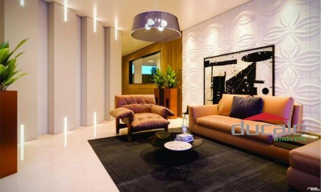 Edifício Monteiro de Lemos. Apartamento com varanda gourmet - Foto 2