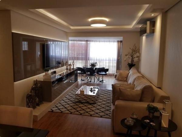Apartamento à venda com 4 dormitórios em Kobrasol, São josé cod:5064 - Foto 2