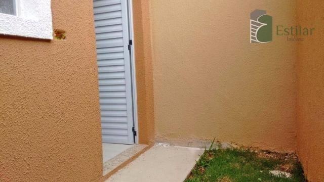 Sobrado 03 quartos (1 suíte) no Alto Boqueirão, Curitiba. - Foto 8