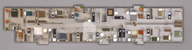 Apartamento 03 quartos (01 suíte) no Braga, São José dos Pinhais - Foto 15