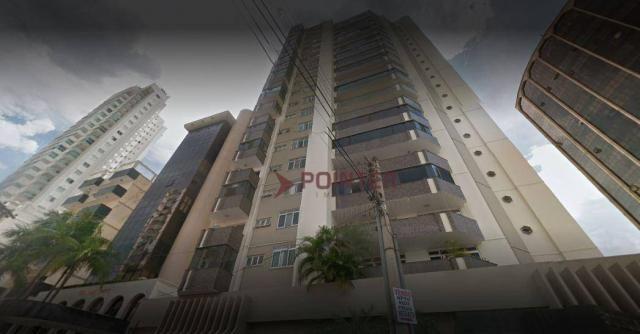 Apartamento com 3 dormitórios para alugar, 270 m², 03 vagas de garagens, ED. NOTRE DAME, p - Foto 2