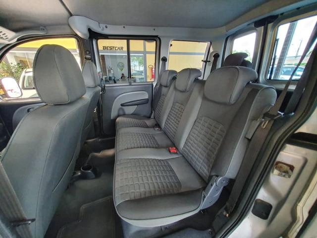 FIAT DOBLO ADVENTURE LOCKER 1.8 8V FLEX - Foto 5