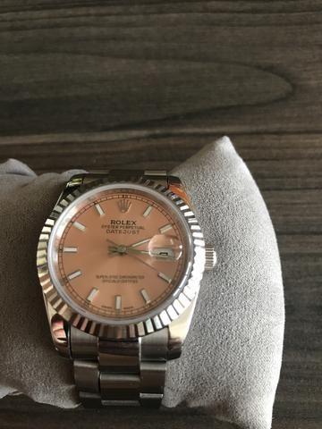 fdcd0a362f6 Relógio Rolex - Bijouterias