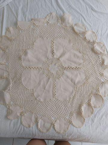 Três caminhos de mesa ( toalha para centro de mesa) - Foto 2