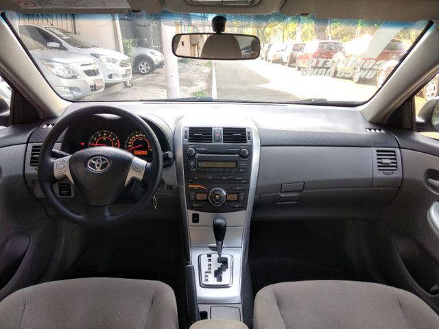 Toyota Corrolla GLI 1.8 Flex Aut  - Foto 8