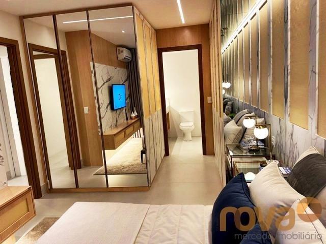 Apartamento à venda com 2 dormitórios em Setor bueno, Goiânia cod:NOV236000 - Foto 15