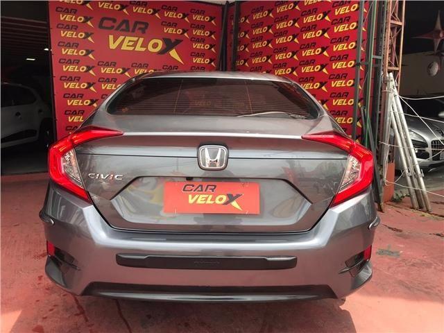 Honda Civic 2.0 16v flexone ex 4p cvt - Foto 12
