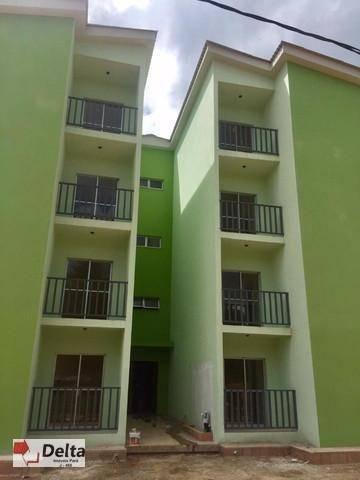Apartamento com 2 dormitórios à venda, 62 m² por R$ 120.000 - Paricatuba - Benevides/PA - Foto 5