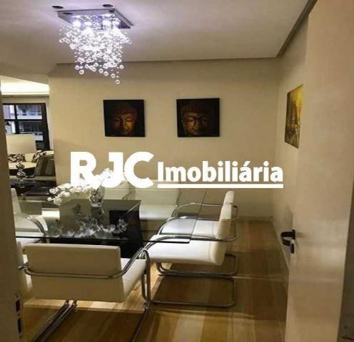 Apartamento à venda com 4 dormitórios em Tijuca, Rio de janeiro cod:MBAP40466 - Foto 9