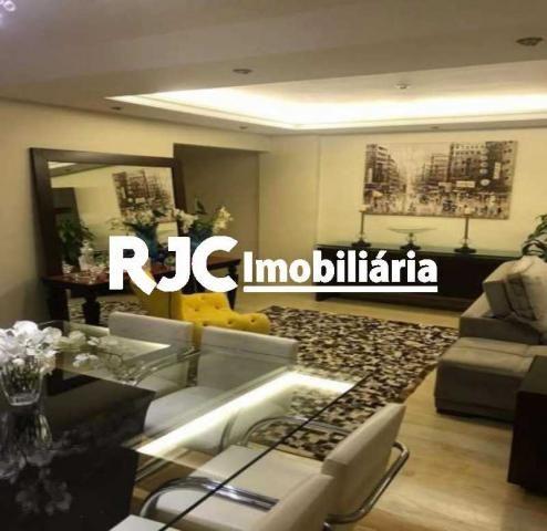 Apartamento à venda com 4 dormitórios em Tijuca, Rio de janeiro cod:MBAP40466 - Foto 12